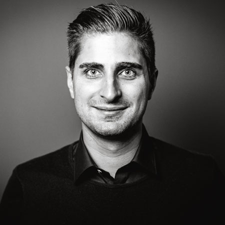 Profilbild von Pascal Waldvogel